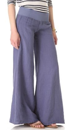 love these! These use to be in style in the 70s but today's pants have a much better fit.