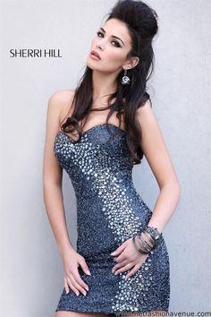 Sherri Hill 1553 dress | Prom dresses 2013 | NetFAshionAvenue.com    http://www.netfashionavenue.com/sherri-hill-1553-dress---prom-dresses-2013.aspx