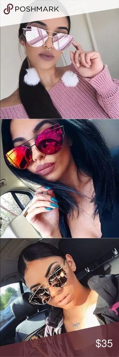 Sunglasses ❤️ Pick a shade Accessories Sunglasses