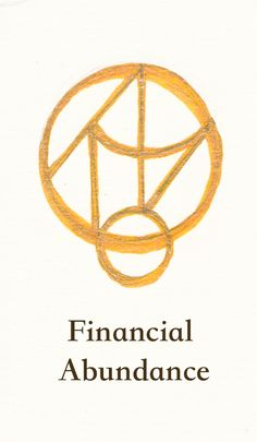 A sigil for Financial Abundance~ I drew this one on my wrist, for hopes of helping my business and intuitive work. To learn about sigils, how to use this, or get a custom sigil, click here!