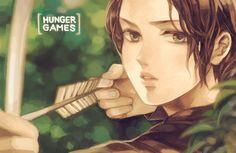 Katniss Everdeen by ~Graphix-master on deviantART