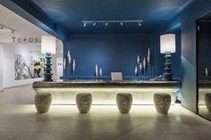 The Art Hotel Santorini - Archiscene - Your Daily Architecture & Design Update