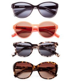 Sunglasses for oval faces from Rivet and Sway Essential collection. Time to whip out my favorite designer sunnies for summer! Don't forget to use coupon code HALEYRIVETS at checkout!