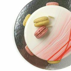 Cake art by @ksenia.penkina