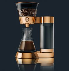 The Smart Artisanal Coffee Machine from Poppy Looks Like The Perfect Coffee Snob's Brewer