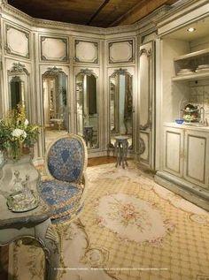 Stylish Spaces... Designed for your Lifestyle: Habersham: Old World Elegance