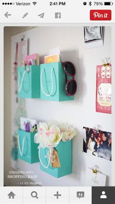 These are cute and probably inexpensive.