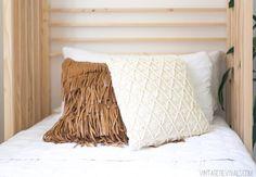 Vintage Revivals | Pillow-fest! 3 Pillow Tutorials to Boost Your Design Game