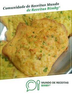 Pataniscas de bacalhau no forno de Madalena Aguiar. Receita Bimby® na categoria Pratos principais Peixe do www.mundodereceitasbimby.com.pt, A Comunidade de Receitas Bimby®.