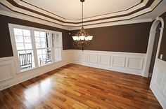 Dining Room Design: how i want living room painted