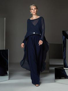 Casual Work Outfits, Work Casual, Elegante Jumpsuits, Zendaya Style, Look Fashion, Womens Fashion, Plus Size Jeans, The Dress, Mother Of The Bride