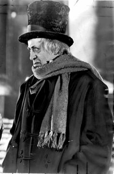 picture of scrooge