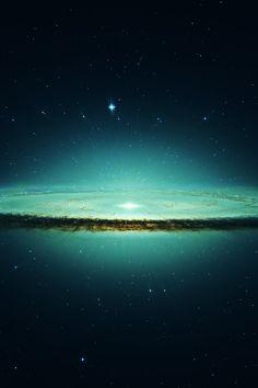 FREEIOS7 | space-bang - parallax HD iPhone iPad wallpaper