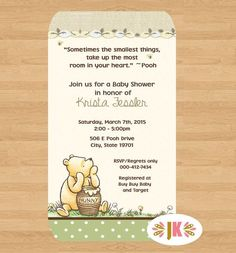 Hey, I found this really awesome Etsy listing at https://www.etsy.com/listing/215986752/classic-winnie-the-pooh-baby-shower