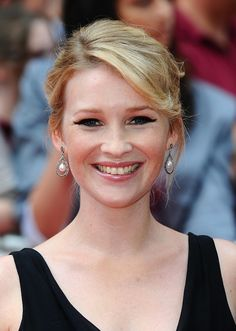 The 'ever-so scatty' Joanna Page. Joanna Page, Good Hair Day, Girl Crushes, Actors & Actresses, Cool Hairstyles, People, Beauty, Acting, Women