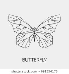 Find Set Polygon Animals Africa Geometric Heads stock images in HD and millions of other royalty-free stock photos, illustrations and vectors in the Shutterstock collection. Geometric Drawing, Geometric Wall, Geometric Designs, Geometric Shapes, Geometric Animal, Geometric Sleeve, Geometric Tattoos, Butterfly Drawing, Butterfly Design