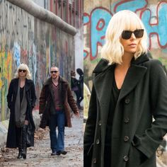 "Every Coat Worn By Charlize Theron in ""Atomic Blonde,"" Ranked 