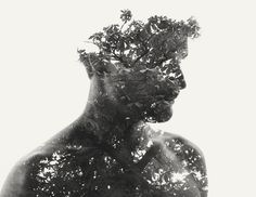 We Are Nature – Vol. III by Christoffer Relander, via Behance