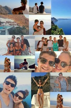 2014 British YouTube Holiday #Zalfie #Janya #Narcus x