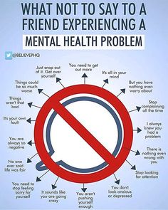 Mental health issues What not to say Mental Health Matters Wales Mental And Emotional Health, Mental Health Problems, Mental Health Matters, Mental Health Quotes, Mental Health Stigma, Mental Illness Stigma, Mental Health Advocacy, Mental Issues, Health Anxiety