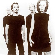 I may be showing my ignorance here, but I just learned the other day that Butch Vig was the drummer for Garbage. Mind = blown.
