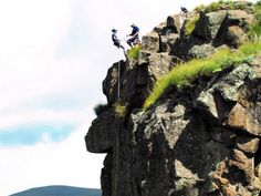 Afriski Mountain Resort | Abseiling Activities | Lesotho - Dirty Boots Abseiling, Adventure Activities, Mountain Resort, Amazing Adventures, Countries Of The World, Summer Activities, Mount Rushmore, Scenery, Hiking