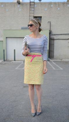 Cupcakes & Cashmere, fun fashion blog