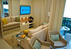 Home theater do decorado - http://planoeplano.com.br/imovel/fatto-novo-panamby