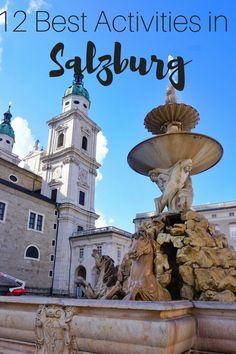 I didn't mean to fall in love with Salzburg, but I did! Here's why Salzburg is my favorite city in Austria. Salzburg Austria, Austria Travel, Innsbruck, Romantic Travel, European Travel, Solo Travel, Travel Around The World, Travel Guides, Travel Photos