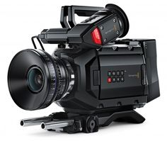 Everything You Ever Wanted to Know About Working with the Blackmagic URSA Mini