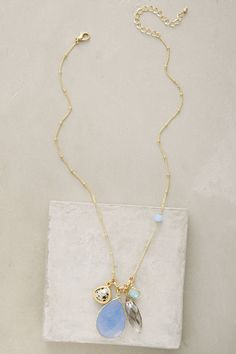 Torchlight Necklace - anthropologie.com