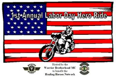 1st Annual Labor Day Hero Ride