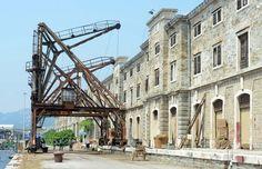 trieste porto vecchio | Il confine, a Trieste si gira in Porto vecchio - Foto - Il Piccolo