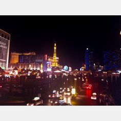 Las Vegas - love this place!