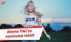Aleyna Tilki dizi oyuncusu oluyor #aleynatilki #dizi #oyuncu
