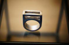Flat Top Ring