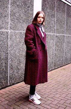 Favourite coat - by The Cashmere Hour | Lily