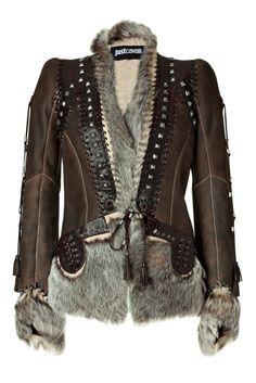 куртка бохо
