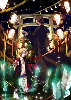 Tags: Anime, Natsume Yuujinchou, Pixiv, Natsume Takashi, Matoba Seiji | Brain's Base | Yuki Midorikawa