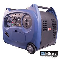 BuyBuyBlacksheep | Boliy PRO3600SIER QBlue RV Pro 3700 Wireless Remote Start Generator