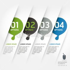 Abstract design element template. — Illustration #30703055