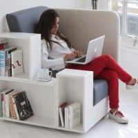 OpenBook Library Chair & Reading Nook