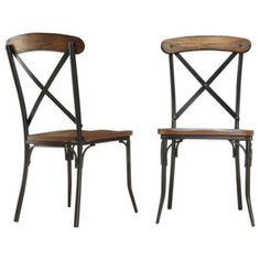 Verona Home Morgan Dining Chairs (Set of 2) - BedBathandBeyond.com
