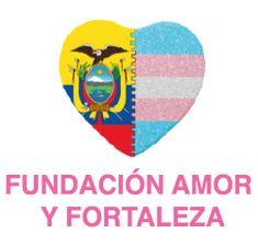 Logotipo de Amor y Fortaleza