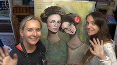 Soulful Sisters Art Collaboration-HD on Vimeo