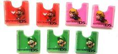 Mario, Princess and Luigi ~. We love multiple buys! Nintendo Game Boy Advance, Nintendo Ds Lite, Nintendo Games, Luigi, Ds Games, Super Mario Bros, Card Games, Pokemon, Cases