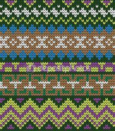 Ateş Adası tarzı örme seamless modeli — Stok Vektör © galagalina19.gmail.com #98284610