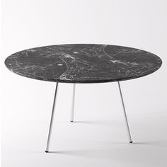 Shop SUITE NY for the More table designed by Angelo Mangiarotti and more designer Italian furniture and stone and metal dining tables.