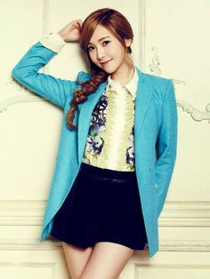 SNSD Jessica Soup 2013 autumn collection