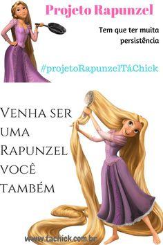 O Projeto Rapunzel é algo que eu queria a bastante tempo. Desde que comecei a transição capilar e vivo tendo que cortar meu cabelo e sinto falta do cabelão.
